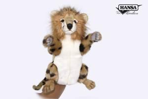 Bilde av HansaCreation hånddukke Gepard