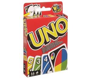 Bilde av Uno kortspill