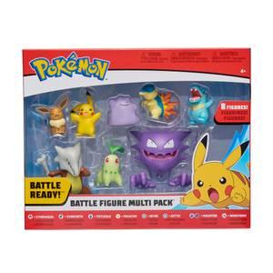 Bilde av Pokémon W4 – FIGURE 8 PACK