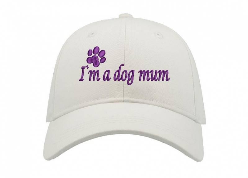 Atlantis Hit caps - I`m a dog mum