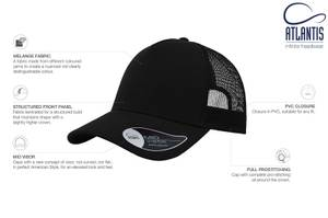 Bilde av Atlantis Trucker Rapper caps