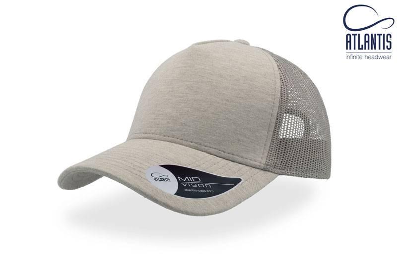 Atlantis Trucker Rapper caps