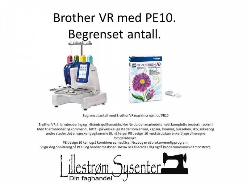 Brother VR
