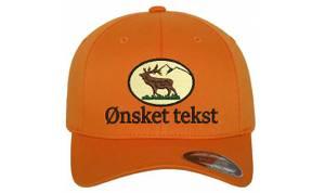 Bilde av Flexfit jakt caps emblem hjort