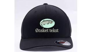 Bilde av Fiske caps - Emblem Laks
