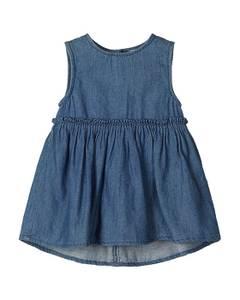 Bilde av name it Agnes kjole Medium Denim Blue