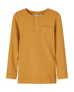 Bilde av name it Dayed genser spruce yellow
