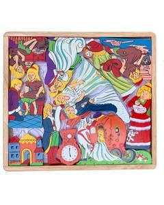 Bilde av Fairwood Askepott trefigurer
