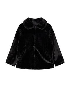Bilde av name it Mamy Faux fur jakke black