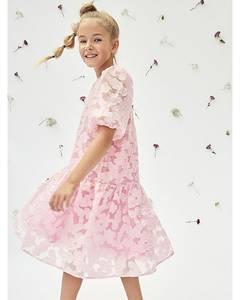 Bilde av name it Divia kjole Rosebloom