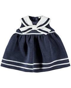 Bilde av name it Sailor Kjole Dark Sapphire