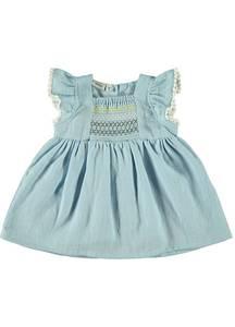 Bilde av name it Falka kjole dream blue