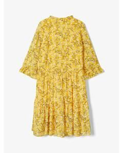 Bilde av Name it Kimmie kjole spicy mustard
