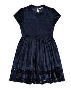 Bilde av name it Helouri kjole dark sapphire