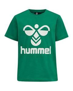 Bilde av Hummel Tres T-skjorte Ultramarine green