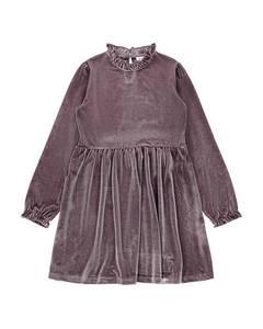 Bilde av name it Olivia velur kjole Flint