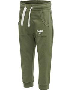 Bilde av Hummel Futte bukse Lichen green