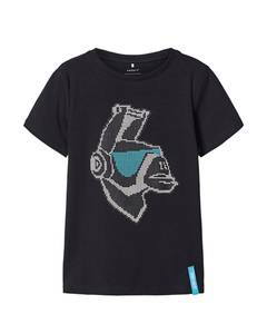 Bilde av name it Fortnite Oscar t-skjorte black