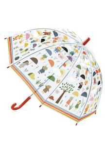 Bilde av Djeco paraply kanin/katt
