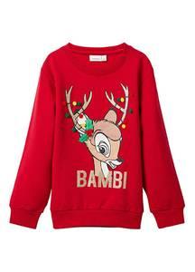 Bilde av name it Bambi Hotense genser Jester Red