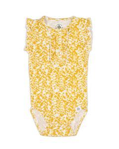 Bilde av Gullkorn Design Sommerlig jentebody Sunflower