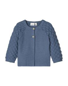 Bilde av name it Folira cardigan China Blue