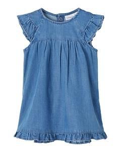 Bilde av name it atas kjole medium Blue denim