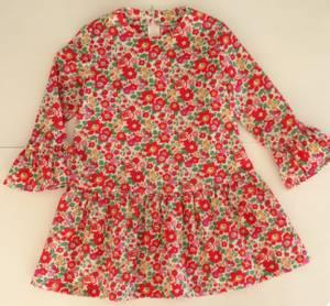 Barnigjen symønster kjole og tunika Camilla