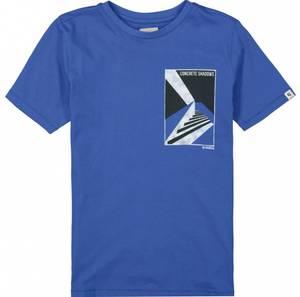 Bilde av Garcia t-skjorte gutt, Concrete Shadows, Poseidon