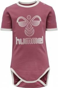 Bilde av Hummel Proud Flipper Kortermet Body, Rose Wine
