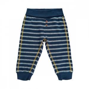 Bilde av MeToo bukse med Striper, Dress Blues