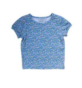 Bilde av Vilje & Ve Tilde T-skjorte SS21, Printed Blue