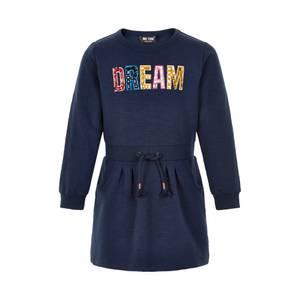 Bilde av MeToo Sweat kjole Dream, Dress Blues