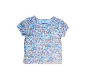Bilde av Vilje & Ve Tilde T-skjorte SS21, Printed White