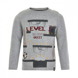Bilde av MeToo genser, Level 1, Light Grey