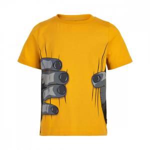 Bilde av MeToo t-shirt, Golden Glow, Gul