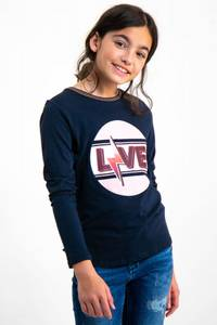 "Bilde av Garcia Girls T-shirt ""Live"", Dark Moon"
