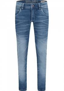 Bilde av Garcia Lazlo Tapered Jeans, Ease Denim Dark Used
