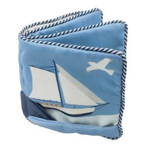 Bilde av Sebra Stoffbok/aktivitetsbok til baby, Seven Seas