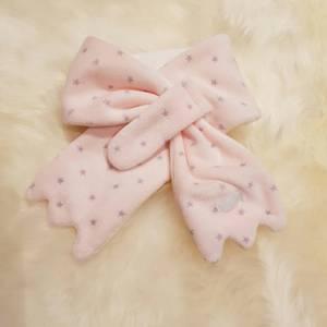 Bilde av Maximo Babyskjerf i fleece, rosa