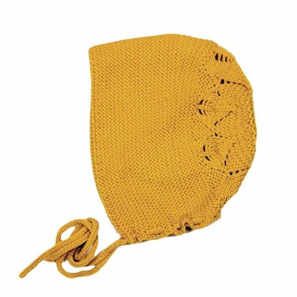MeMini Maika Bonnet Honey Gold