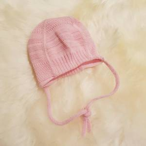 Bilde av Maximo rosa vinterlue til baby - den perfekte