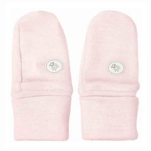 Bilde av Lillelam klorevotter av ull, rosa