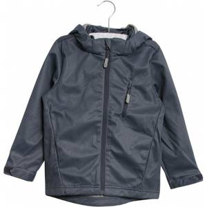 Bilde av Wheat Softshell Jacket Mattis Greyblue