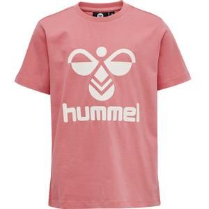 Bilde av Hummel Tres T-shirt, Tearose, Rosa