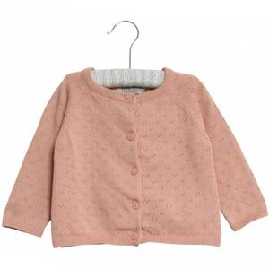 Bilde av Wheat Baby Cardigan Maja Misty Rose