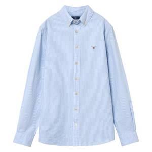 Bilde av Gant Archive Oxford Shirt Stripe, Capri Blue,