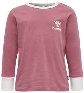 Bilde av Hummel Maui T-shirt, Heather Rose