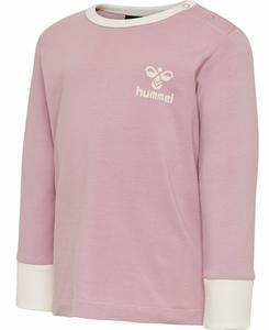 Bilde av Hummel Maui T-shirt, Mauve