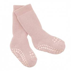 Bilde av GoBabyGo Terrycotton Antisklisokker, Dusty Rose